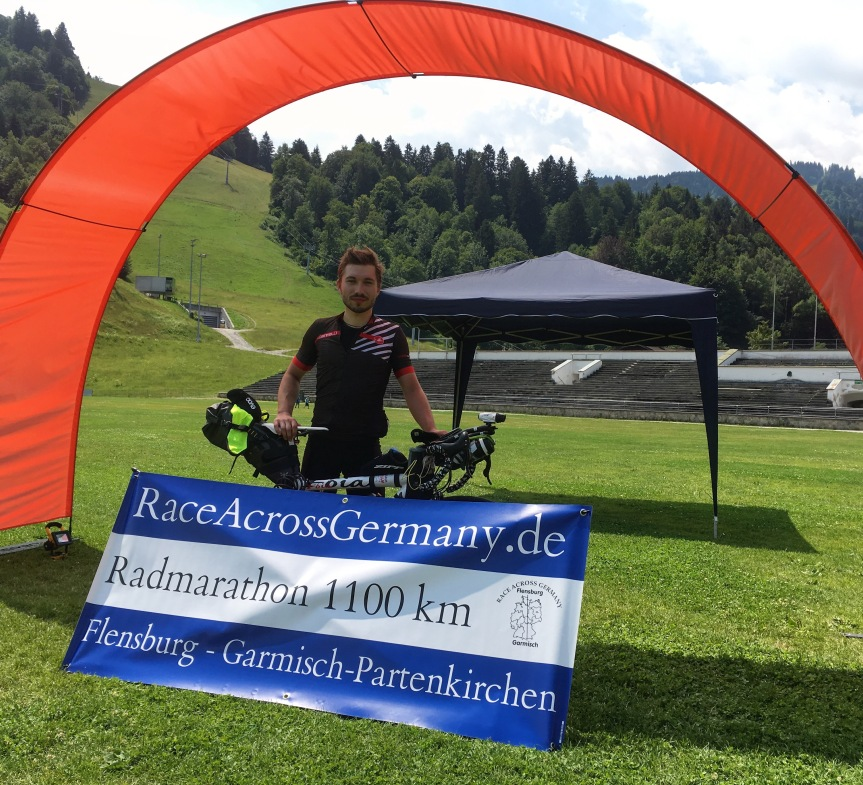 Race Across Germany 2018